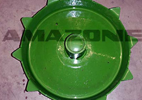 Quantity of 930997 wheel/bracket assemblies for Amazone Primera drill