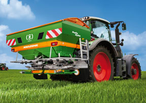Amazone, Fendt, Kverneland, MF, Dronningborg and Dania Machinery for sale